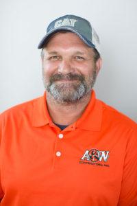 Wesley Honaker, Shop Superintendent