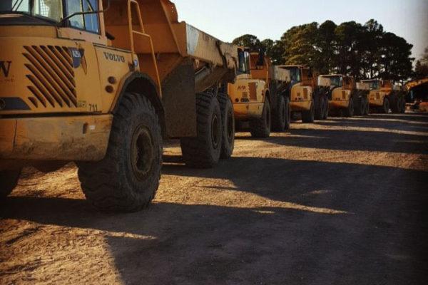 site-hauling